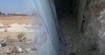Münbiç'in çevresinde hendekler kazıldı