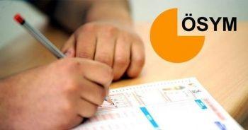 ÖSYM'nin sınavlarına katılan aday sayısı 10 milyona yaklaştı