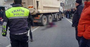 Rize'de hafriyat kamyonu terörü: Anne ve kızı öldü