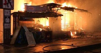 Sakarya'daki yangında kundaklama şüphesi