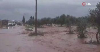 Suriye'deki sel felaketi mağdurları için yardım çağrısı