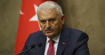 TBMM Başkanı Yıldırım: Türkiye terör örgütlerine karşı amansız bir mücadele yürütmektedir
