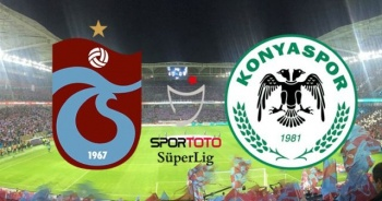 Trabzonspor Konyaspor maçı | CANLI