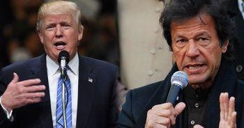 Trump, Afganistan'da çözüm için Pakistan'dan destek istedi