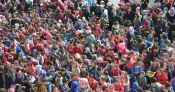 Türkiye'nin en kalabalık ilkokulu