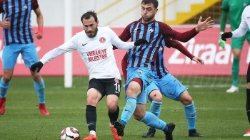 Ümraniyespor'dan dört gol