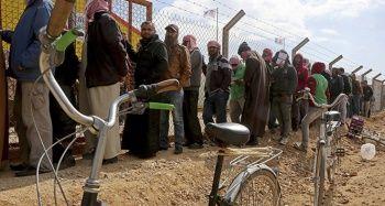 Ürdün'den 5 Bin 703 Suriyeli Mülteci Ülkesine Döndü