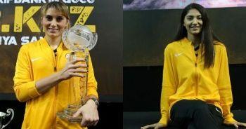 VakıfBank'ta dünya şampiyonluğu sevinci