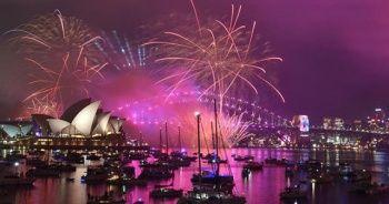 Yeni yıla ilk giren ülke Yeni Zelanda oldu