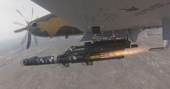 Yerli ve Milli uçak Hürkuş-C'nin görüntüleri ilk kez yayınlandı