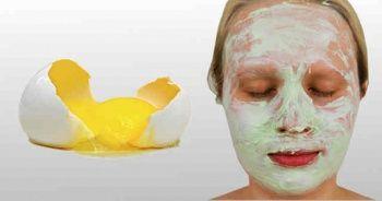 Yumurta Akı Maskesi Nasıl Uygulanır Tarifi