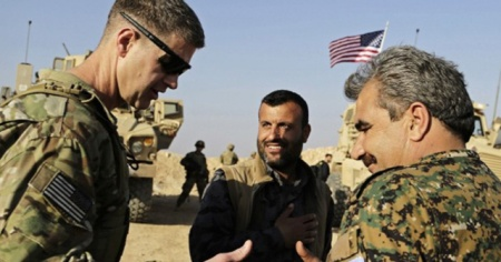 'ABD Suriye'den çekilmeyi düşünüyor'