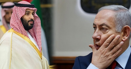 'Prens Selman, Netanyahu ile el sıkışma hazırlığında' iddiası