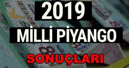 2019 Milli Piyango yılbaşı Çekiliş sonuçları Bilet Sorgulama Tam liste! Yılbaşı Yeni Yıl 2019 Çekilişi Bilet Sorgula
