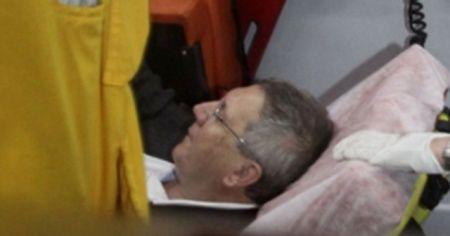Aziz Yıldırım hastaneye yatıyor