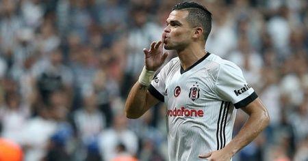 Beşiktaş Pepe'yle yollarını ayırıyor