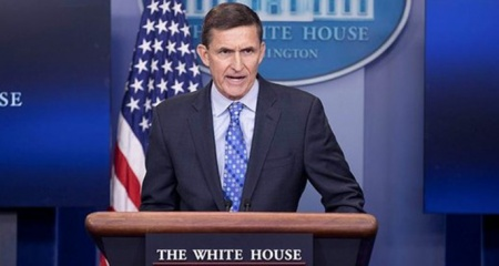 Beyaz Saray'dan Flynn Açıklaması