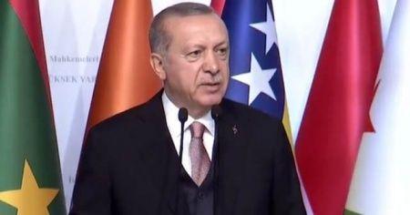 Cumhurbaşkanı Erdoğan: Fırat'ın doğusunu huzura kavuşturmakta kararlıyız