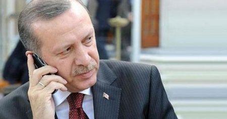 Cumhurbaşkanı Erdoğan Hamas lideri Heniyye ile görüştü
