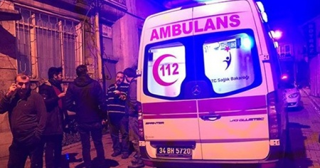 Fatih'te 2 kişi evde ölü bulundu!