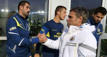 Fenerbahçe'de 3 futbolcuya af