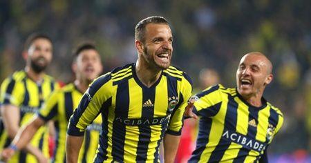 Fenerbahçe'de forvet hattında sevindiren gelişme