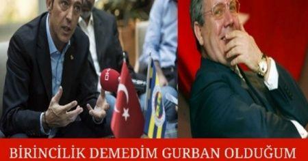 Fenerbahçe'nin küme hattında kalması capslere yansıdı