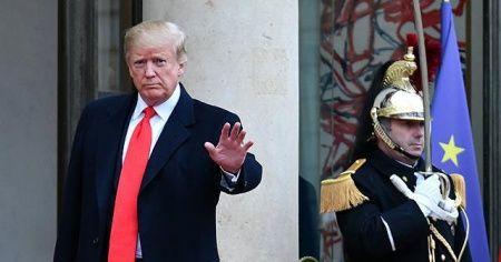 Fransa'dan Trump'a tepki