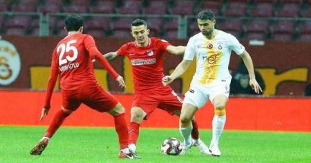 Galatasaray gençleriyle turladı