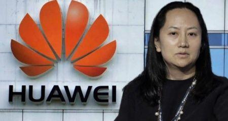 Huawei'in yöneticisi 10 milyon dolar kefaletle serbest bırakıldı