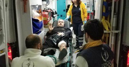 İmam cami çıkışı silahlı saldırıda yaralandı