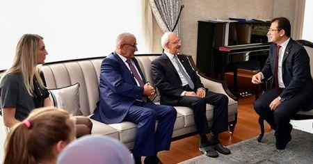 İmamoğlu'ndan Kılıçdaroğlu ile görüşmesine dair açıklama