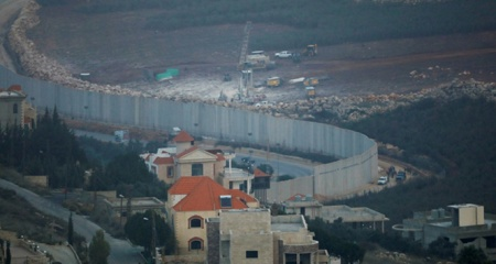 İsrail'den 'Lübnan'daki tünel bölgesini boşaltın' uyarısı