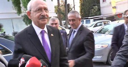 Kılıçdaroğlu'nun Abdullah Gül görüşmesiyle ilgili ne diyeceği merak ediliyor