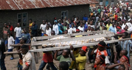 Kongo Demokratik Cumhuriyeti'nde etnik çatışma: 45 Ölü