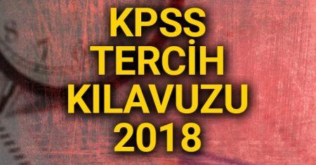 ÖSYM KPSS Tercih Kılavuzu 2018 Yayınlandı Mı? ÖSYM Tercih Başvurusu Başladı Nasıl Yapılır