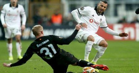 Quaresma Beşiktaş'ta daha hırçın