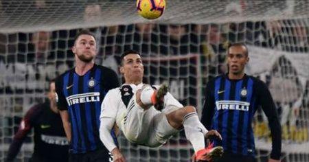 Ronaldo'nun frikiği taca gitti