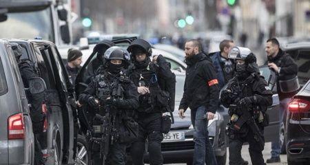 Strasbourg saldırganı ölü olarak ele geçirildi
