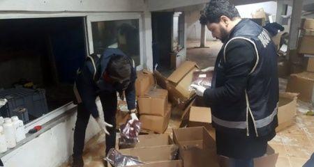 Sultangazi'de tütün kaçakçılarına dev operasyon