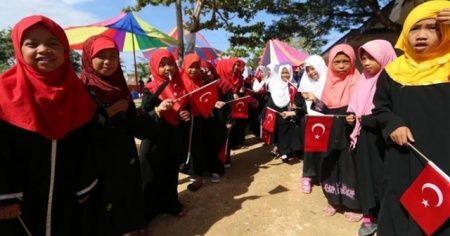 Türkiye'den Moro'ya 6 kalıcı eser