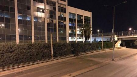 Yunanistan'da televizyon kanalı SKAI'ye bombalı saldırı