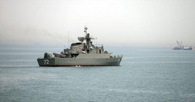 'İran Atlas Okyanusu'na savaş gemisi gönderecek!'