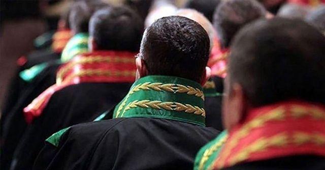 17 hakim ve savcıya FETÖ'den ihraç