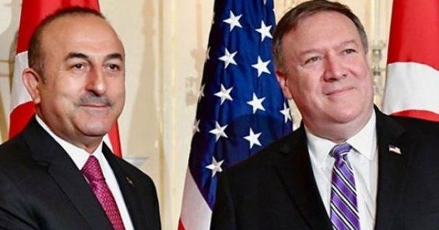 ABD'li Pompeo: Türkiye'nin Suriye'deki kaygılarını gidermekte kararlıyız