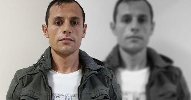 Agit kod adlı terörist yakalanarak gözaltına alındı