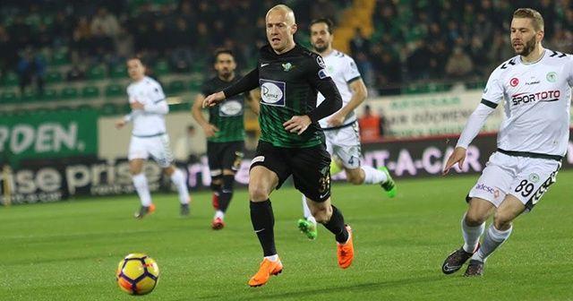 Akhisarspor, Larsson ile yollarını ayırdı