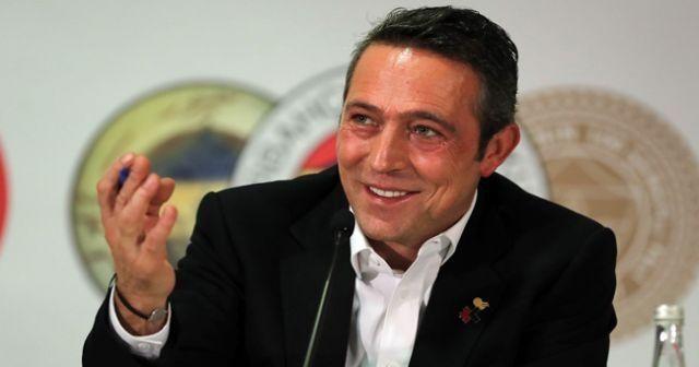 Ali Koç yeni transfer için gün verdi