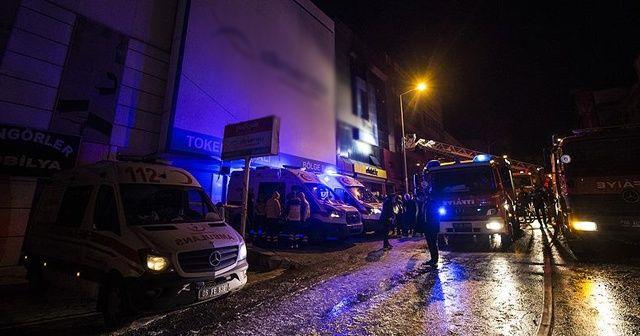 Ankara'da 5 işçinin öldüğü yangınla ilgili müfettiş görevlendirildi