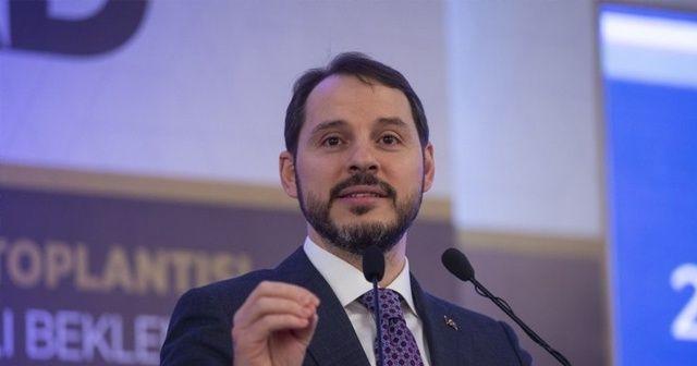 Bakan Albayrak: 2018 bütçe açığı hedefimizle uyumlu gerçekleşti